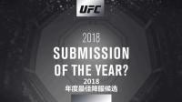 """UFC年度降服候选 谁才是2018最强人体""""捕兽夹""""?"""