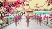 阳光美梅原创广场舞《爱了你那么久》抒情16步-编舞: 美梅2019最新广场舞