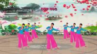 阳光美梅广场舞《月亮的味道》古典舞-编舞: 云裳-2019最新广场舞
