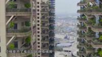 清华设计第四代住房, 停车场街区都在楼上, 现已动工