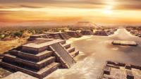 失落的遗迹, 墨西哥太阳金字塔之谜