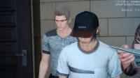 [琴爷]最终幻想15(Final Fantasy XV)4K全剧情娱乐解说EP04: 国家灭亡的消息!