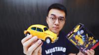 小泽vlog: 大黄蜂开箱 这是我的童年记忆