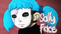 【逍遥小枫】超恐怖悬疑剧情向游戏   Sally Face #1