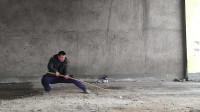武术 棍术 点棍动作组合 教学视频