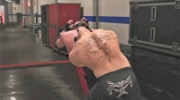 被人造人维达打出了翔! 布洛克莱斯纳 VS 巨胖维达 WWE2K19
