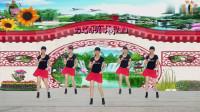 阳光美梅广场舞《夜之光》DJ版-动感32步-2019最新流行歌曲