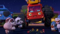 小朋友的好伙伴来啦! 《宝宝巴士疯狂怪兽车第二季》—全新剧集  预告片