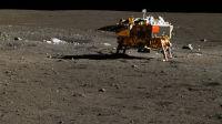 嫦娥四号登陆月背释放了玉兔二号