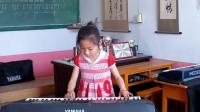 电子琴独奏《西班牙斗牛舞》1