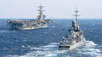 """俄罗斯式驱逐, 护卫舰撞向航母战斗群, 上演""""我舰奉命撞击你舰"""""""