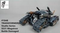 胡服騎射的變形金剛分享時間1048集 SS 31 密卡登 威震天 戰損塗裝