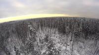 荒野生存体验之 新年前夕森林露营旅行