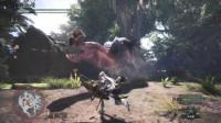 怪物猎人  弓系武器教学 实战蛮颚龙
