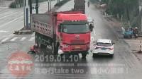 中国交通事故20190110: 每天最新的车祸实例, 助你提高安全意识
