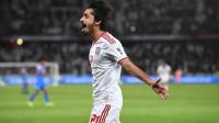 亚洲杯-马布库特传射建功惊艳全场  阿联酋2-0印度