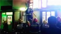 哈尔滨一民宅起火 独居中年男子不幸身亡