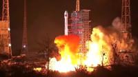 """中国航天开门红! 我国成功发射""""中星2D""""卫星"""