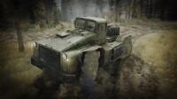 沙漠游戏《旋转轮胎泥泞》第11实况越野卡车