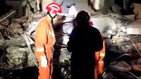 广东惠州在建居民楼坍塌已致1人死亡