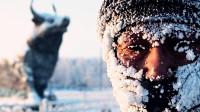 世界上最冷村庄! 实拍: 7旬老翁零下52摄氏度跑完25公里