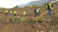 重庆万盛发现保存完好的南宋古墓群