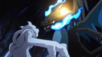 【逍遥小枫】X进化喷火龙, 挑战龙之天王阿杜! !   精灵宝可梦Let's GO #30