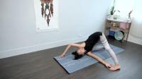 20分钟肩颈舒缓的瑜伽练习, 消除焦虑, 释放压力