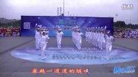 舞动龙江 第三届争霸赛  双鸭山赛区   集贤县中心广场健身操一队
