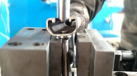 埃瑞特管廊铆接机 不锈钢管廊旋铆机