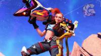 英雄联盟LOL: 最新CG精彩片段, 和萝莉剑豪一起太空冒险!