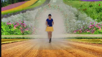 阳光美梅原创广场舞【爱情二维码】恰恰风格32步-编舞: 美梅2019最新广场舞