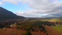 4K美景之河流森林航拍