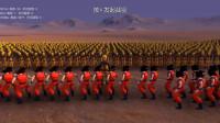 史诗战争模拟器: 50个孙悟空挑战鸣人, 鸣人召唤1万个影分身迎战