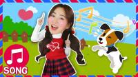 英语儿歌之和悦儿一起跳舞吧! 小伶玩具