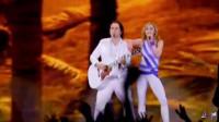 欧美经典英文好歌《La Isla Bonita》, 曾火的一塌糊涂, 重温经典!