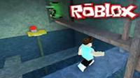 阿火roblox乐高游戏90: 污水场竞速跑酷 你们不能这么欺负新人