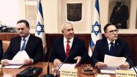 以色列总理证实以军轰炸大马士革