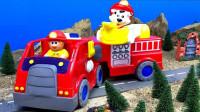 介绍大型工程车玩具