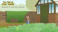 Little Fox小狐狸英语动画  彼得兔的故事2  进入菜园  经典英文名著