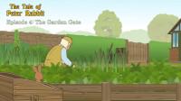 Little Fox小狐狸英语动画  彼得兔的故事4  菜园大门  经典英文名著