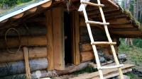木屋建造荒野生存体验之森林