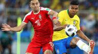 就是完爆你!2018世界杯巴西2-0塞尔维亚集锦