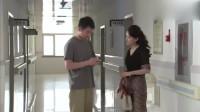 正阳门下: 蔡晓丽在医院碰到春明, 他借电话叫小杏过来