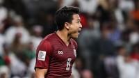 亚洲杯-马布库特头槌提迪班扳平 阿联酋1-1泰国携手晋级