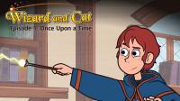 Little Fox小狐狸英语动画  魔法师和猫咪1  很久以前  常用英文表达