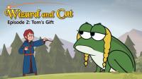 Little Fox小狐狸英语动画  魔法师和猫咪2  汤姆的礼物  常用英文表达