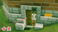 迪哥艾兰岛4: 古堡里住着科学家吗? 我看到一些高科技设备