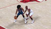 J博士 VS 乔丹 NBA2K19