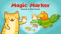 Little Fox小狐狸英语动画  魔法笔3  新朋友  日常英文口语